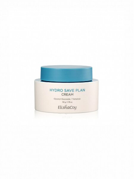 Увлажняющий крем для лица ElishaCoy Hydro Save Plan Cream