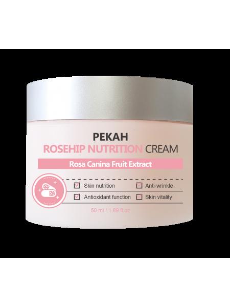 Питательный крем с экстрактом шиповника Pekah Rosehip Nutrition Cream 50 ml