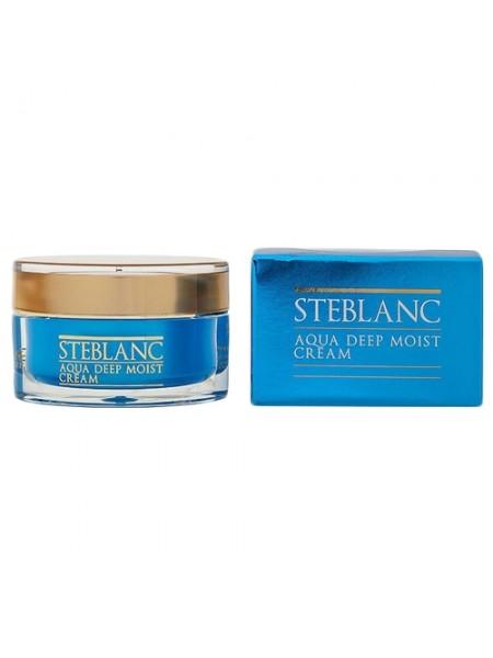 Steblanc Aqua Deep Moist Cream Крем для лица глубокое увлажнение