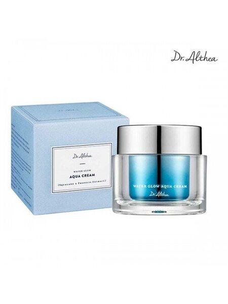 Dr.Althea Увлажняющий крем для лица Water glow aqua cream, 50мл