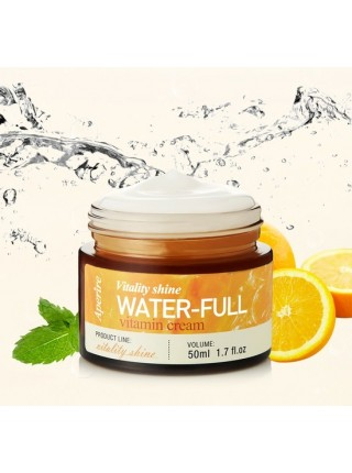 APERIRE Крем интенсивно увлажняющий с витаминами VITALITY SHINE WATER-FULL VITAMIN
