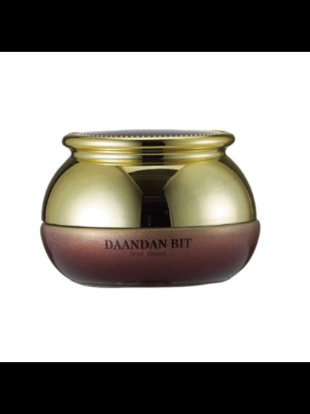 Антивозрастной крем для лица с муцином улитки Daandan Bit Snail Firming Cream