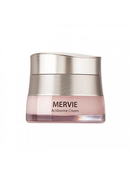 Био-крем с пробиотиками THE SAEM Mervie Actibiome Cream