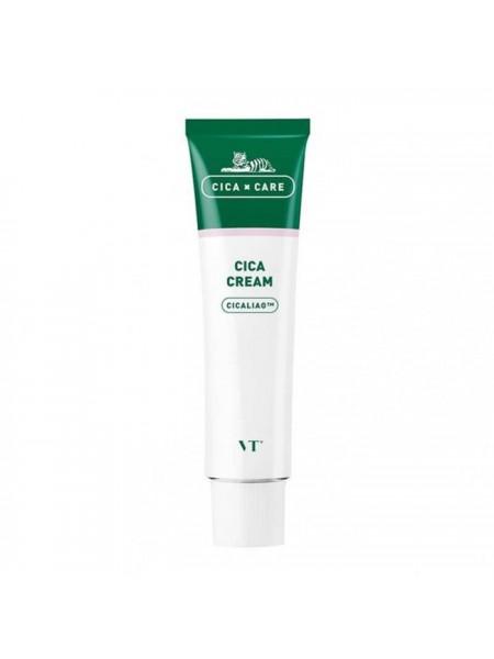 Успокаивающий крем с центеллой азиатской VT Cica Cream