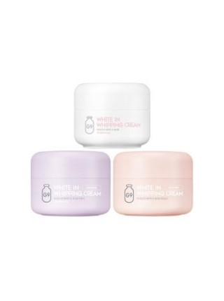Осветляющий крем с молочными протеинами G9 White In Whipping Cream - PALE PINK