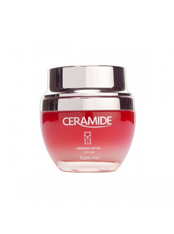 Крем для лица с керамидами FarmStay Ceramide Firming Facial Cream