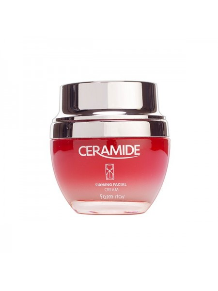 FarmStay  Крем для лица с керамидами FarmStay Ceramide Firming Facial Cream