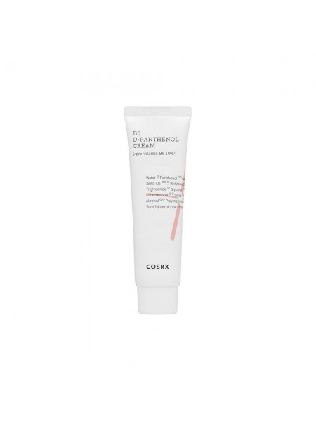 Восстанавливающий крем для лица с пантенолом COSRX B5 D-panthenol Cream 50мл