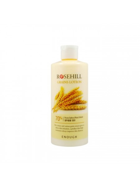 Лосьон с экстрактом риса ENOUGH RoseHill Grains Lotion 300 мл