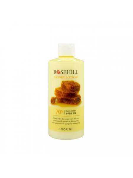 Лосьон с экстрактом мёда ENOUGH RoseHill Honey Lotion