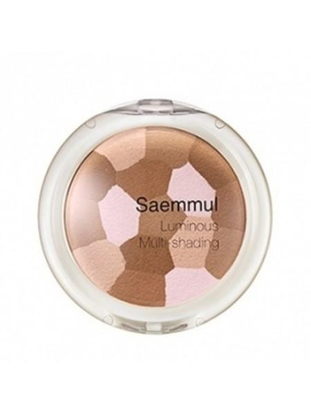 The Saem Saemmul Luminous Multi Shading  Пудра - бронзатор