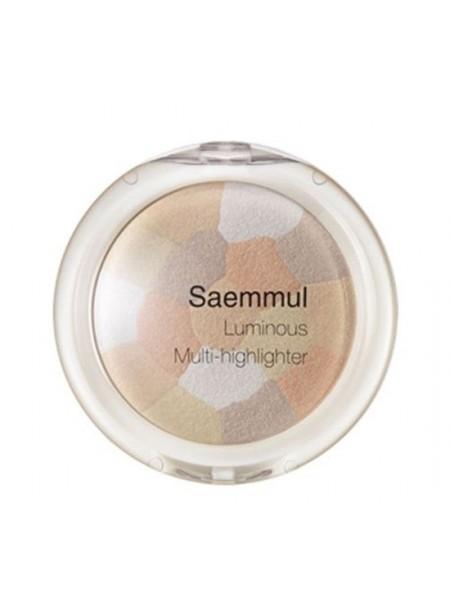 The Saem Saemmul Luminous Multi Highlighter  Хайлайтер минеральный