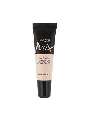 Tony Moly Face Mix Primer Lip Консилер для губ