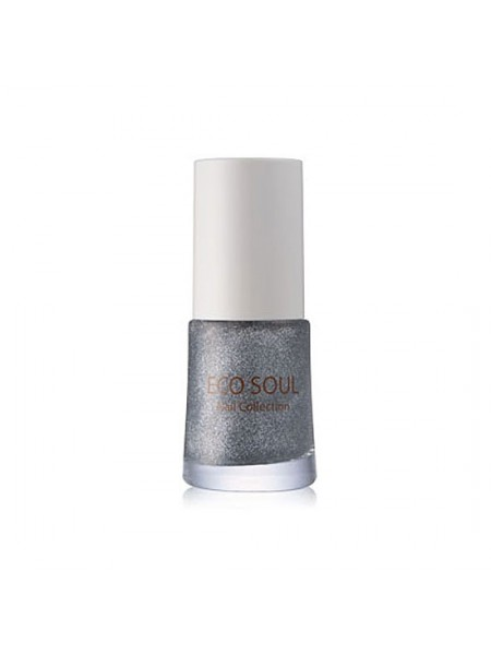 The Saem Eco Soul Nail Collection Shine Pearl Top Coat Закрепитель лака
