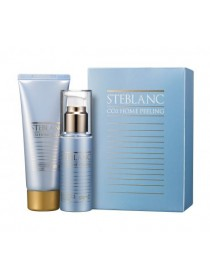 Двухфазный пилинг для лица Steblanc CO2 Home Peeling