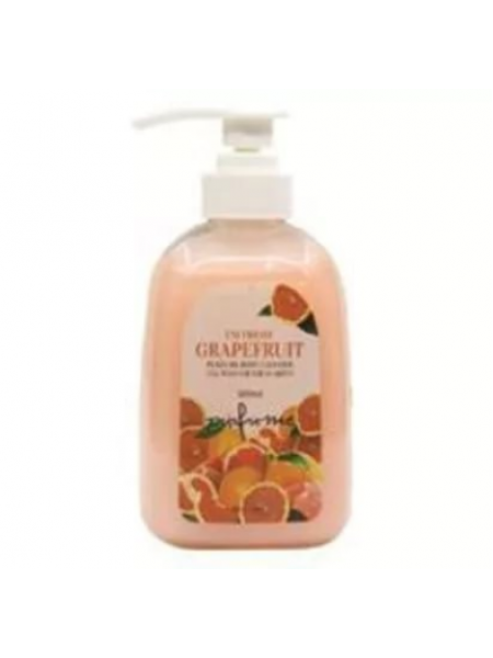 3W Clinic I'm Fresh Grapefruit Purfume Body Cleanser Гель для душа с экстрактом Грейпфрута
