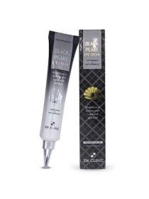 3W Clinic  Black Pearl Eye Cream Антивозрастной крем для кожи вокруг глаз с черным жемчугом