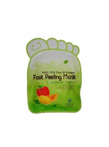Avec Moi Foot peeling pack Пилинг для ног