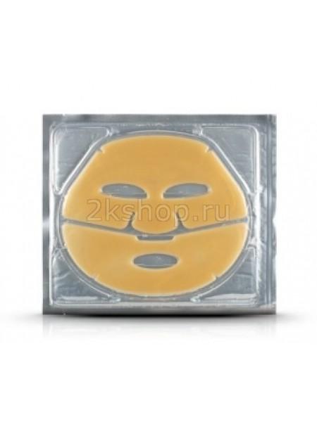 Гидрогелевая маска для лица омолаживающая с золотом Anskin Natural Gold Hydro Essence Gel Mask