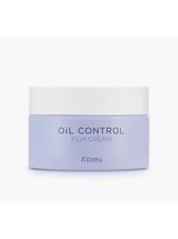 A'pieu Oil Control Film Cream Матирующий крем для жирной кожи