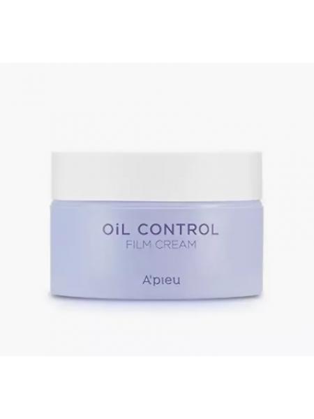 Матирующий крем для жирной кожи A'pieu Oil Control Film Cream