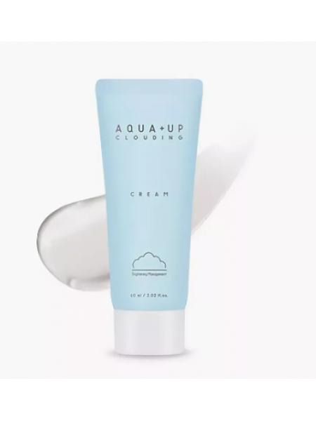 A'PIEU Aqua Up Clouding Cream Паровой увлажняющий  крем для лица