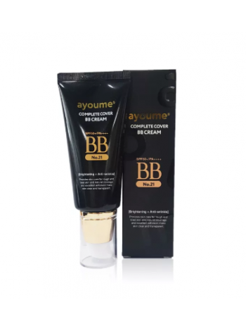 AYOUME Complete Cover BB Cream SPF50+ PA++++ ББ крем