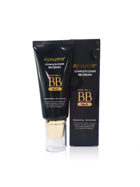 ББ крем AYOUME Complete Cover BB Cream SPF50+ PA++++