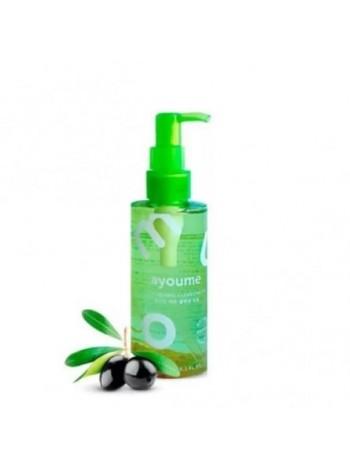 Освежающее гидрофильное масло для лица Ayoume Olive Herb Cleansing Oil