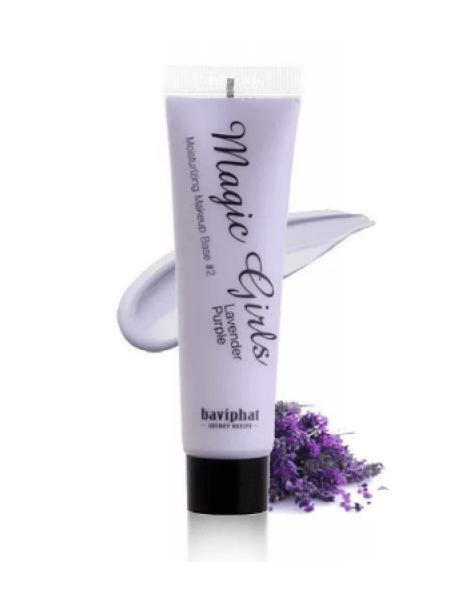 Baviphat Magic Girls Moisture Base (Lavender Purple) Увлажняющая база под макияж с лавандой
