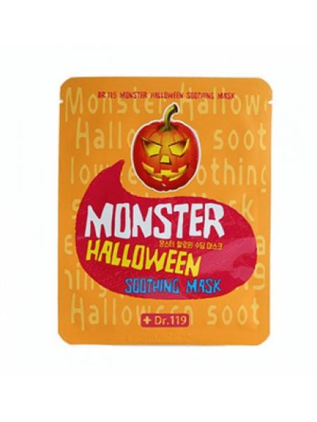 BAVIPHAT  Dr.119  Monster Halloween soothing Mask Маска для лица успокаивающая