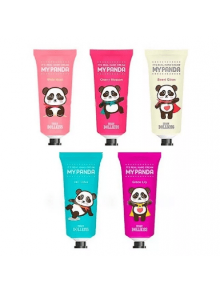 Крем для рук Панда Baviphat Urban Dollkiss It's Real My Panda Hand Cream