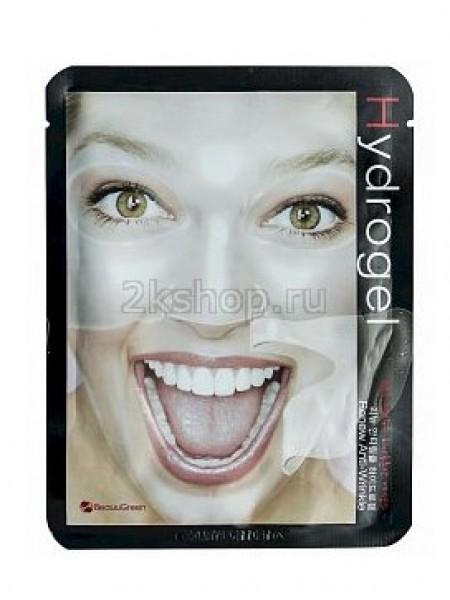 Антивозрастная гидрогелевая маска против морщин BeauuGreen Anti-Wrinkle Hydrogel Mask