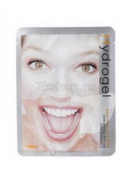 Осветляющая гидрогелевая маска для лица BeauuGreen Clear Brightening Hydrogel Mask