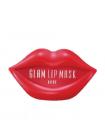 Beauugreen Hydrogel Lip Patch /1pcs - Rose Гидрогелевые патчи для губ с розой