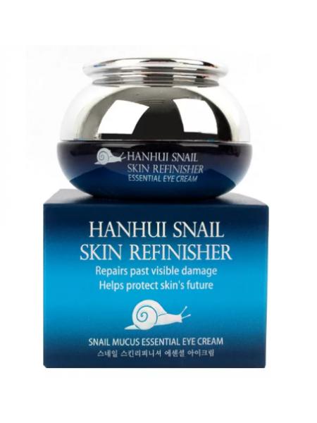 Улиточный крем для защиты кожи от внешних воздействий Bergamo Hanhui Snail Skin Refinisher Essential Cream