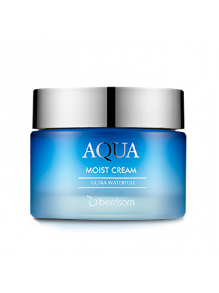 Berrisom Aqua Moist cream Крем для лица увлажняющий