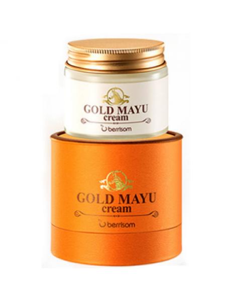 Berrisom Gold Mayu Cream Крем для лица с лошадиным жиром