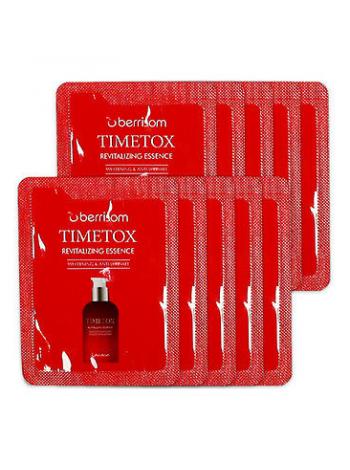 Berrisom TIMETOX Revitalizing Essence pouch Эссенция для лица антивозрастная пробник