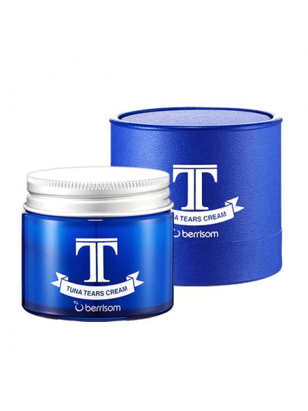 Berrisom Tuna Tears Cream Антивозрастной увлажняющий крем для лица
