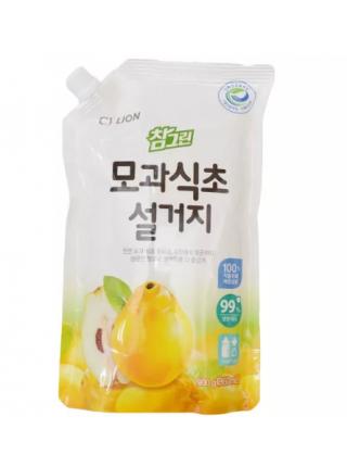 CJ Lion Chamgreen Средство для мытья посуды, овощей и фруктов Айва