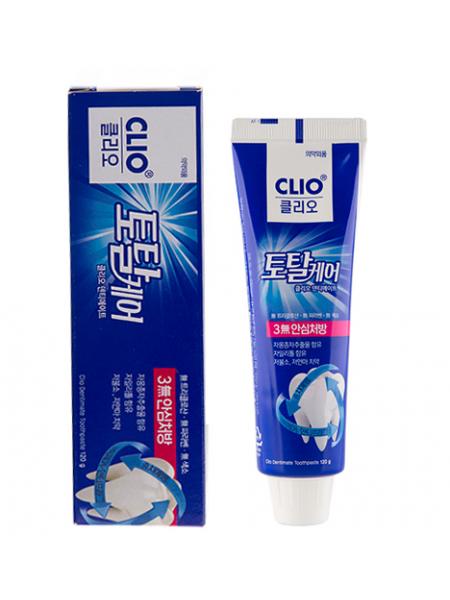 Clio Dentimate Total Care Toothpaste Отбеливающая зубная паста