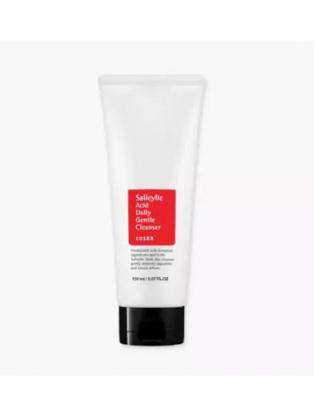 CosRX Salicylic Acid Daily Gentle Cleanser Пенка для умывания с салициловой кислотой