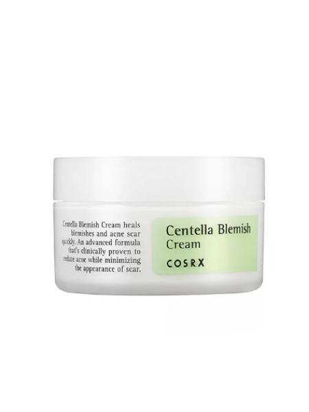 CosRX Centella Blemish Cream Крем с экстрактом центеллы для чувствительной и проблемной кожи