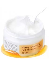 CosRX Honey Ceramide Full Moisture Cream Интенсивно увлажняющий крем для лица с керамидами и медом мануки