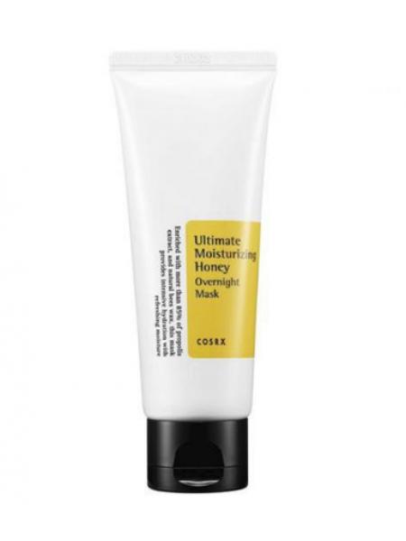 CosRX Ultimate Moisturizing Honey Overnight Mask Ночная маска с экстрактом прополиса