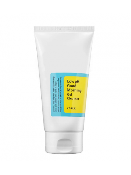 Низкокислотный гель для умывания CosRX Low-pH Good Morning Gel Cleanser
