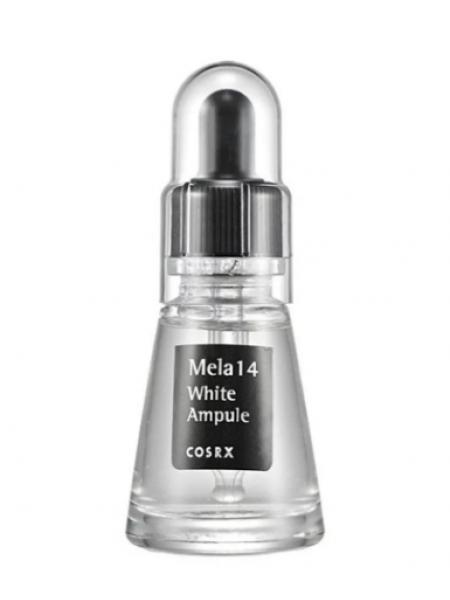 Ампульная осветляющая сыворотка с фруктовой яблочной водой CosRX Mela 14 White Ampule