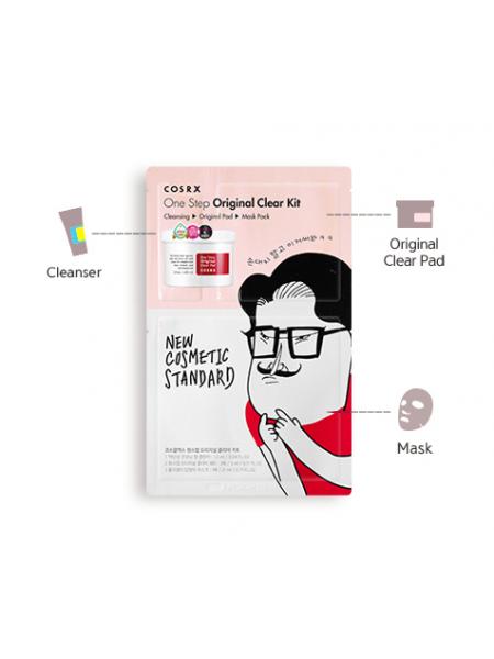 CosRX One Step Original Clear Kit Набор для очищения кожи