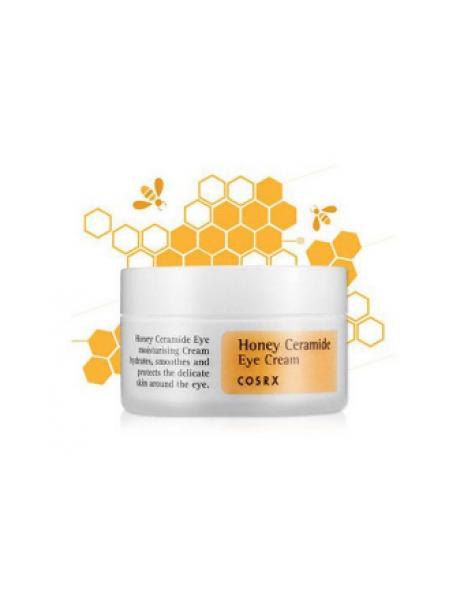 Крем для кожи вокруг глаз с керамидами и медом мануки CosRX Honey Ceramide Eye Cream